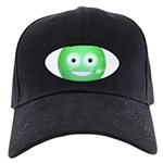 Candy Smiley - Green Black Cap