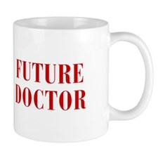 FUTURE-DOCTOR-BOD-RED Mugs