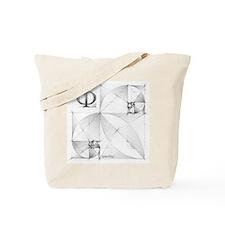 Funny Geometry Tote Bag
