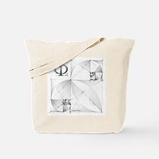 Cute Phi ratio Tote Bag