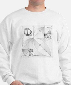 Unique Phi ratio Sweatshirt