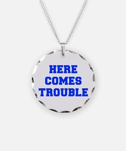 here-comes-trouble-FRESH-BLUE Necklace