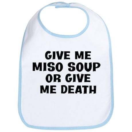 Give me Miso Soup Bib