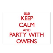 Owens Postcards (Package of 8)