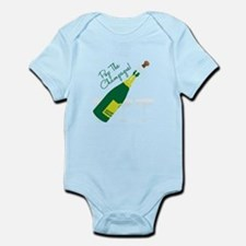 Pop The Champagne! Body Suit