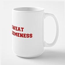 I-SWEAT-AWESOMENESS-FRESH-RED Mugs