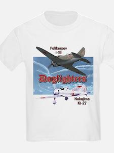Dogfighters: I-16 vs Ki-27 T-Shirt