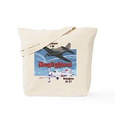 Dogfighters: I-16 vs Ki-27 Tote Bag