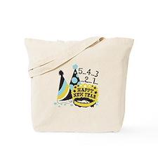 5...4...3...2...1... Tote Bag