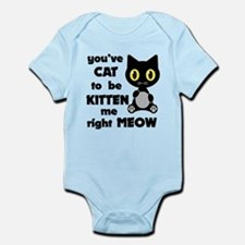 Cat to be kitten me Body Suit