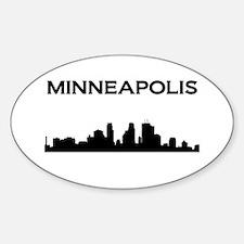 Minneapolis Decal