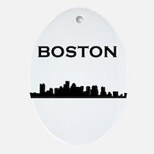 Boston Ornament (Oval)