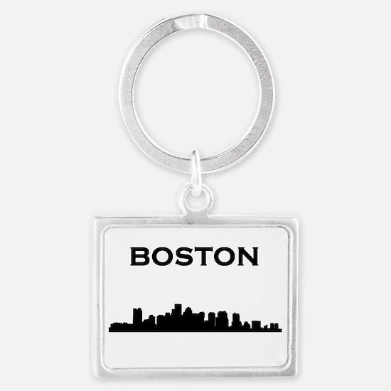 Boston Keychains