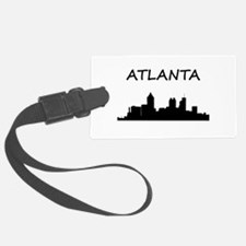 Atlanta Luggage Tag