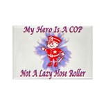 My COP Hero Rectangle Magnet (10 pack)