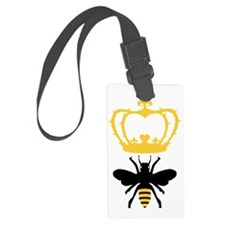 Queen Bee Luggage Tag