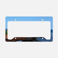 Prince Edward Island Lighthou License Plate Holder