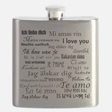 International I love you Flask