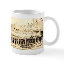 Uss New Dde-818 Mugs