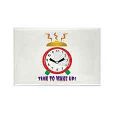 Time To Wake Up! Magnets