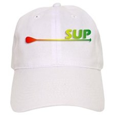 SUP - Rasta Baseball Baseball Cap