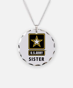 Army Sister Necklace