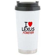Unique Lexus Travel Mug