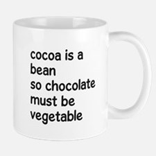 Must Be A Vegetable 1 Mugs