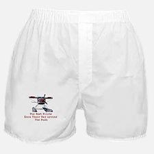 Bush Pilots Boxer Shorts