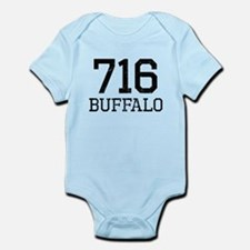 Distressed Buffalo 716 Body Suit