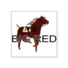 Big Red - Man O War Racehorse Gifts and T-Shirts S