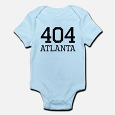 Distressed Atlanta 404 Body Suit