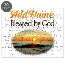 BLESSED BY GOD Puzzle