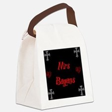 Mrs Bagans Canvas Lunch Bag