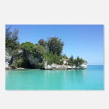 Bermuda Blue Postcards (Package of 8)
