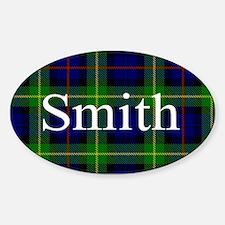 Smith Surname Tartan Decal