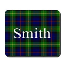Smith Surname Tartan Mousepad