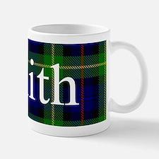 Smith Surname Tartan Mugs