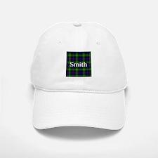 Smith Surname Tartan Baseball Baseball Baseball Cap