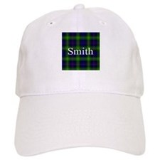 Smith Surname Tartan Baseball Cap