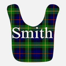 Smith Surname Tartan Bib