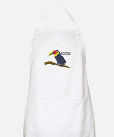 Welcome To Paradise Apron