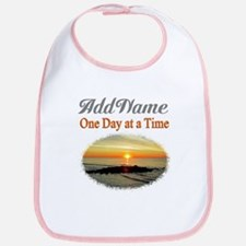 ONE DAY AT A TIME Bib