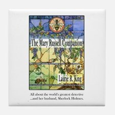 Mary Russell Companion Tile Coaster