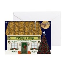 O'Reilly's Cottage Christmas Cards (10)