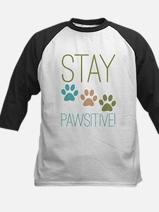 Stay Pawsitive Tee