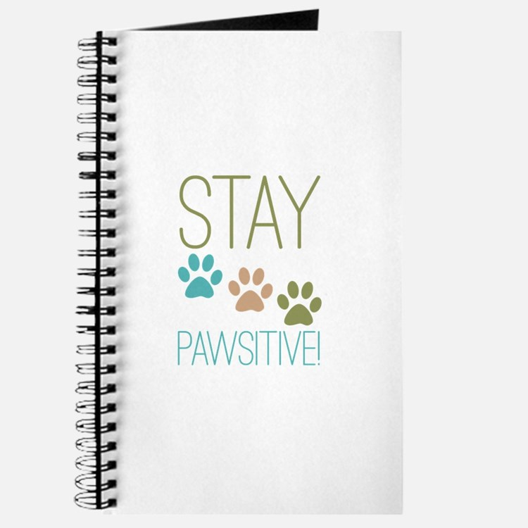 Stay Pawsitive Journal