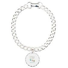 Stay Pawsitive Bracelet