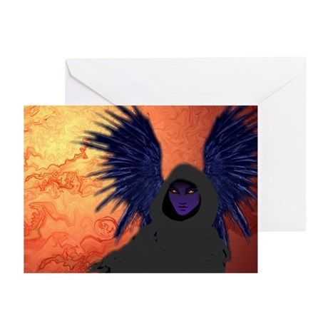Djinn Greeting Cards (Pk of 10)