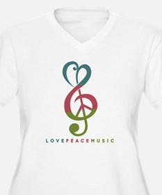 Cute Peace love T-Shirt